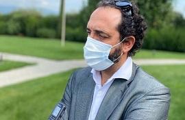Valerio Barberis al Memorial Vannucci 2021