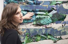 Letha Wilson: trasforma immagini piatte in oggetti scultorei