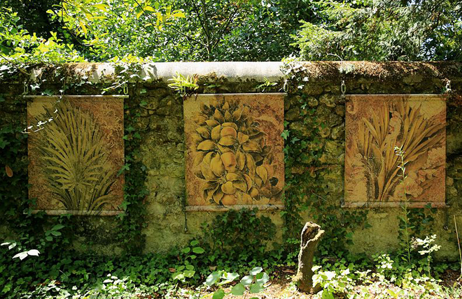 Cheap leonardo giardini intervista floraviva with disegni for Disegnare giardini