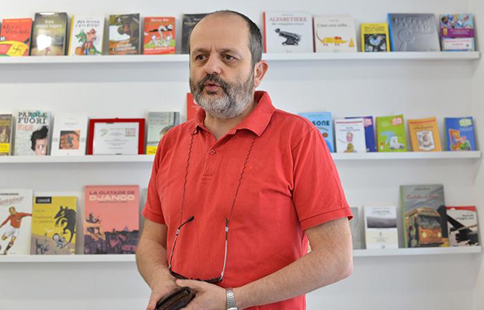 Fabrizio Silei, l'ornitorinco atelier di Pescia