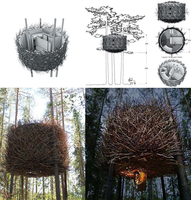 Arte Verde: Inredningsgruppen, il design moderno nella natura incontaminata