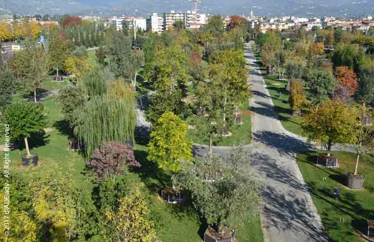 Pistoia Nursery Park: uno showroom botanico per i paesaggisti del mondo